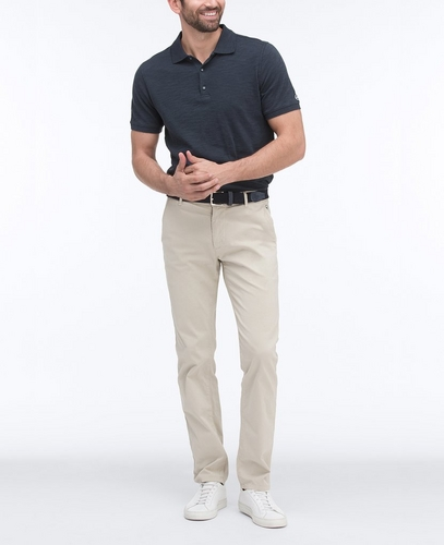 The Slim Khaki Sport Luxe