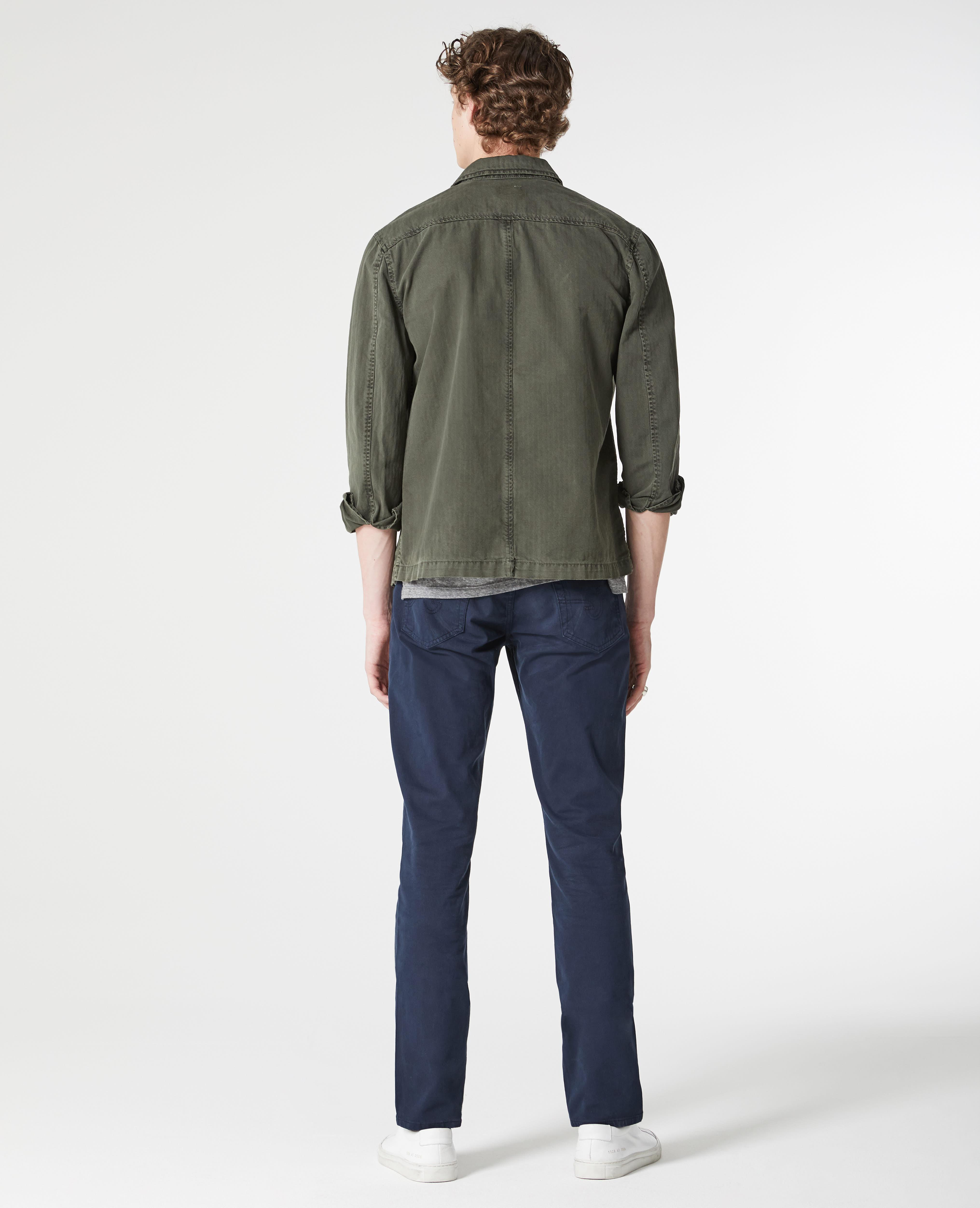 The Sueded Sateen Everett
