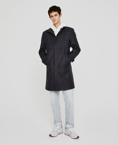 THE MYRON OVERCOAT