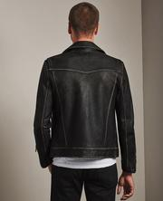 The Ames Biker Jacket