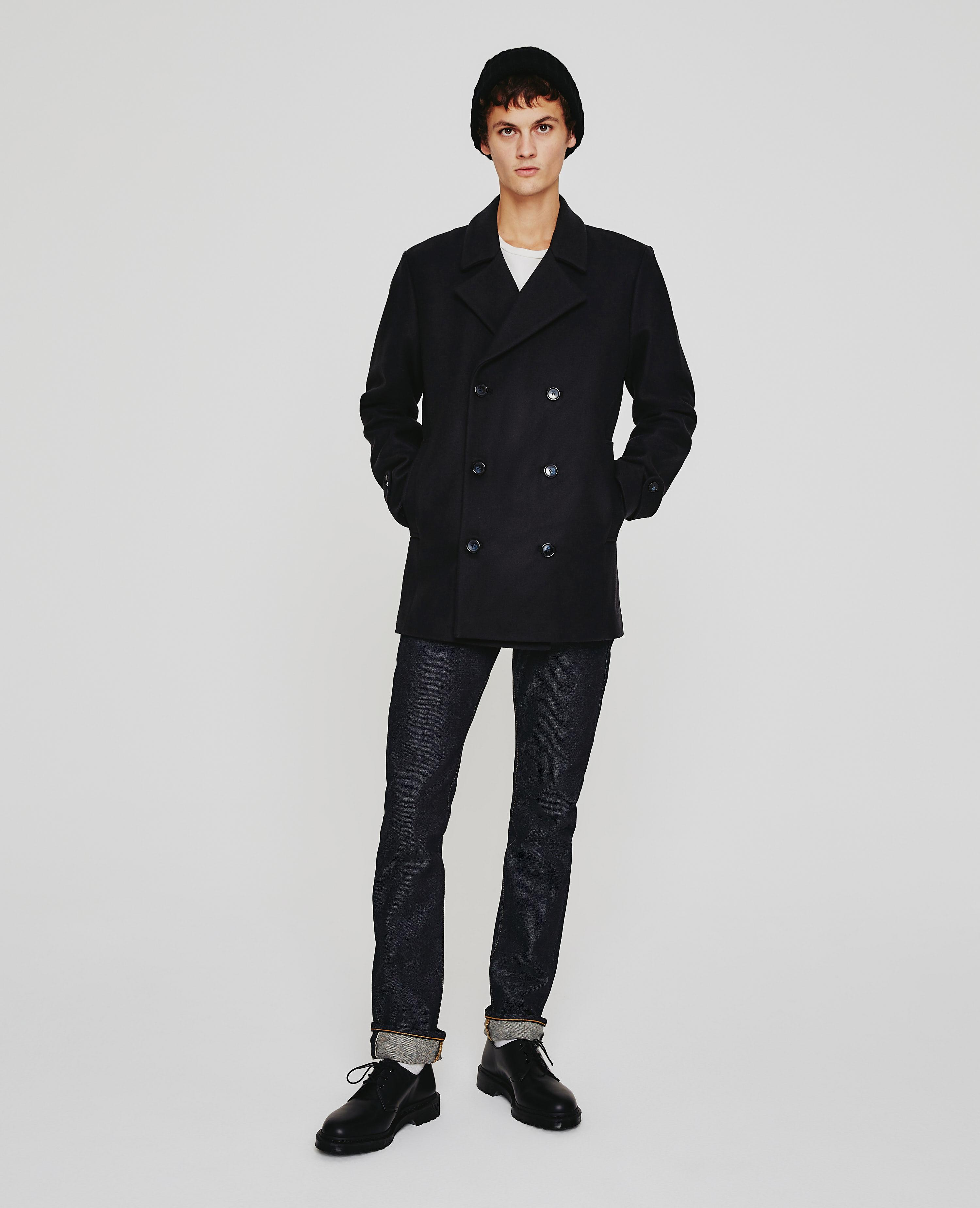 The Warren Peacoat