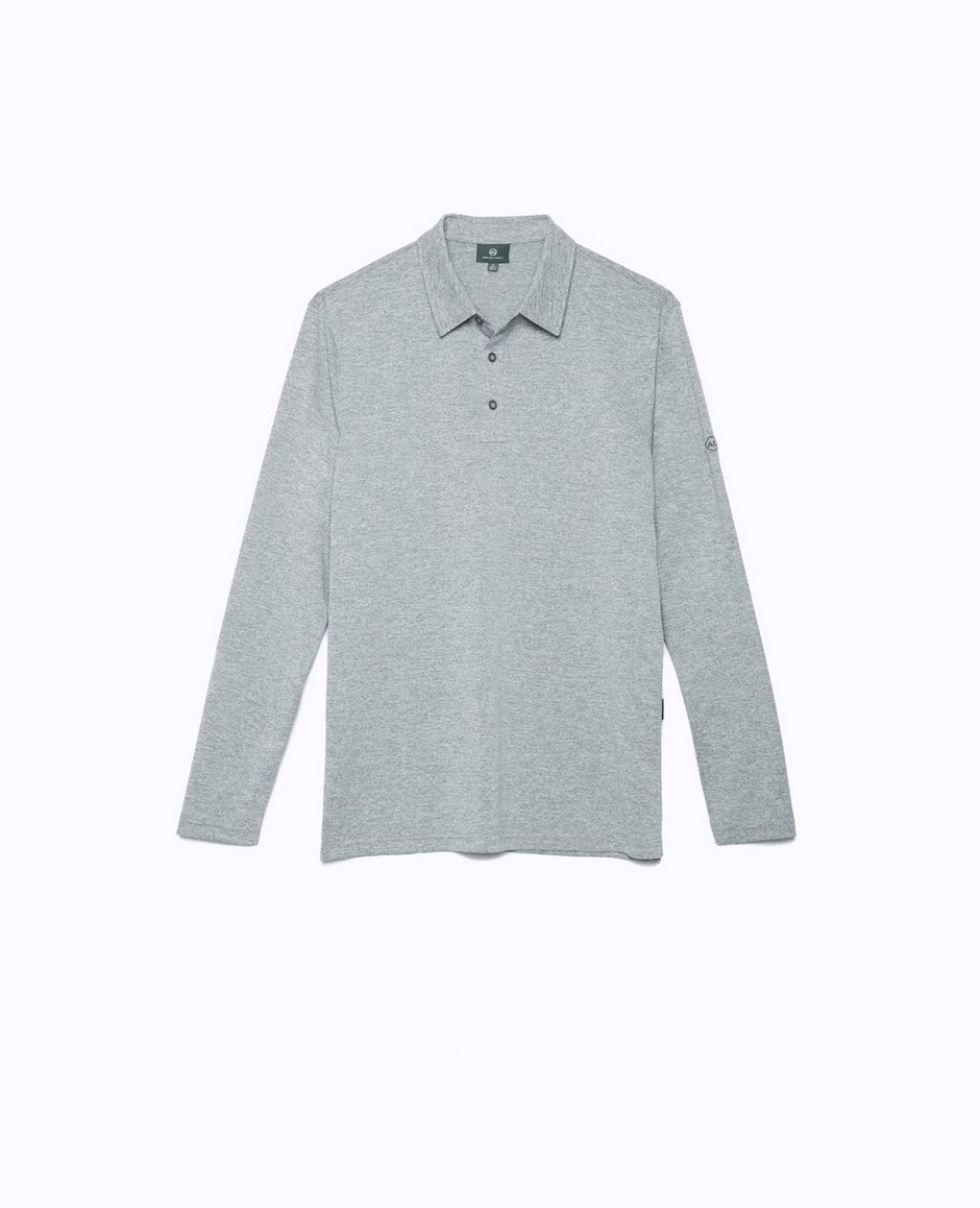 The Hamden L/S Polo