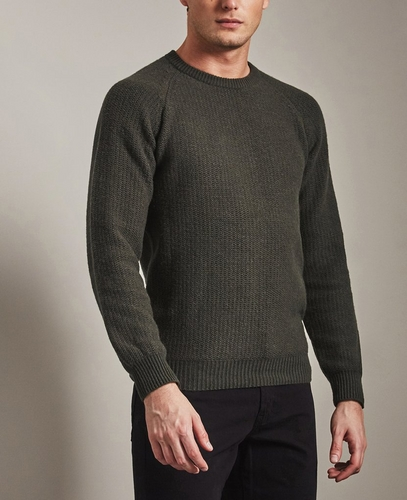 The Theo Raglan Sweater