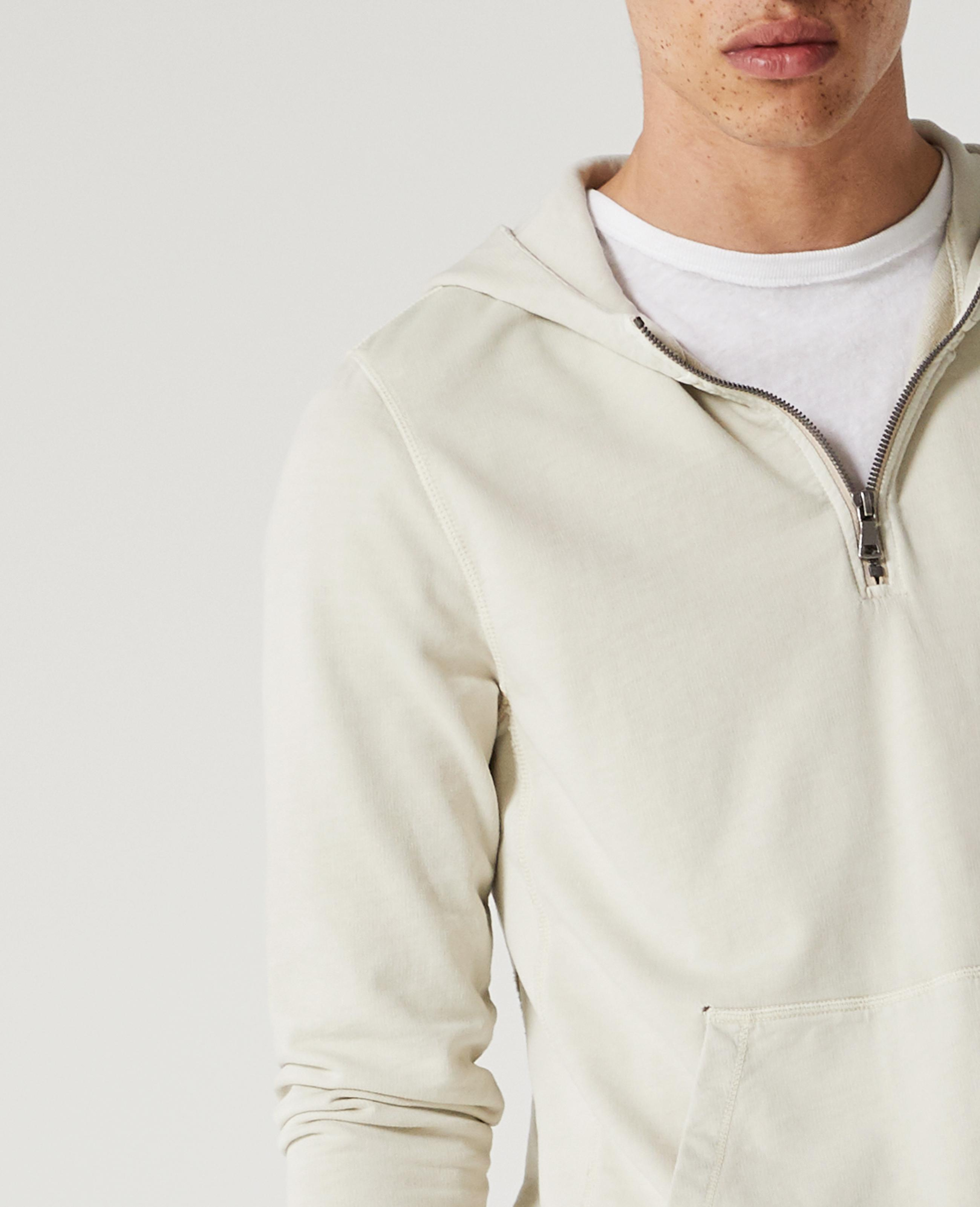 The Lyle Quarter Zip Hoodie