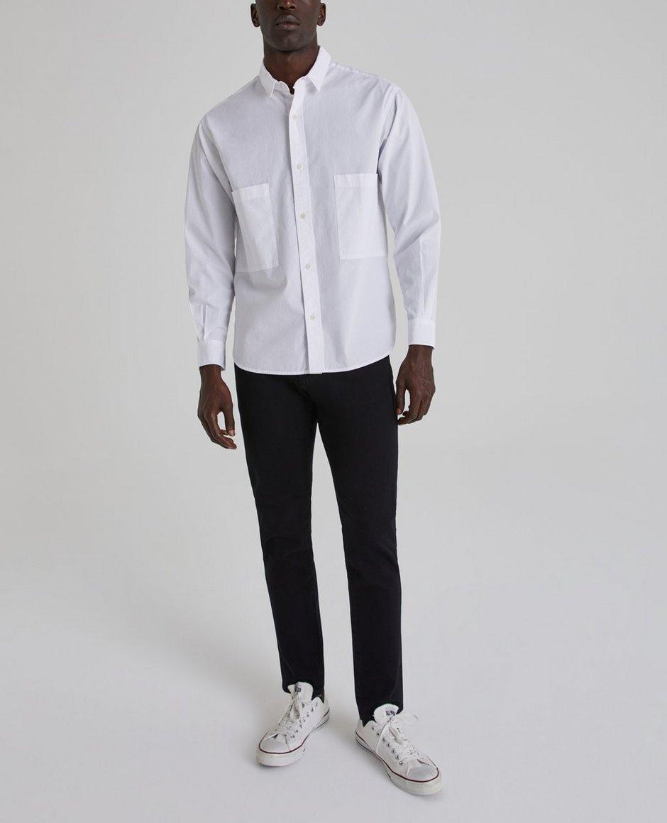 The Shiro Oversized Pocket Shirt