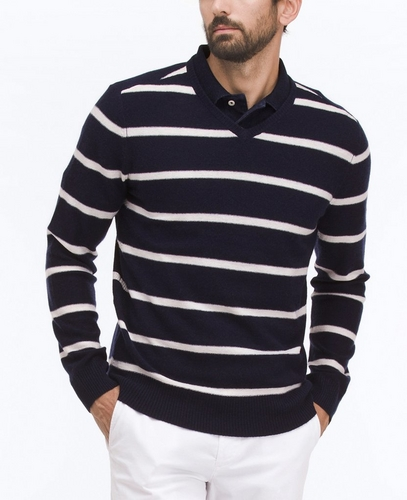 THE HELIOS V NECK SWEATER