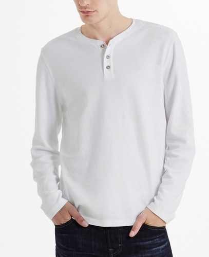 The Remi Long Sleeve Henley