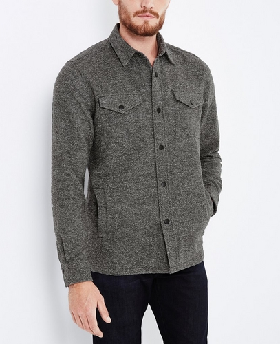 The Patton Shirt Jacket