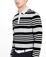 The Benson Stripe Polo