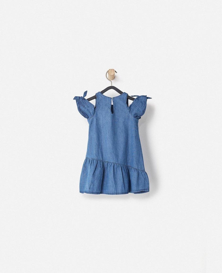 The Denim Dress (Infant Girls)