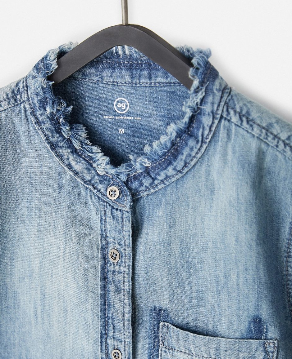 The Madison Shirt (Big Girls)
