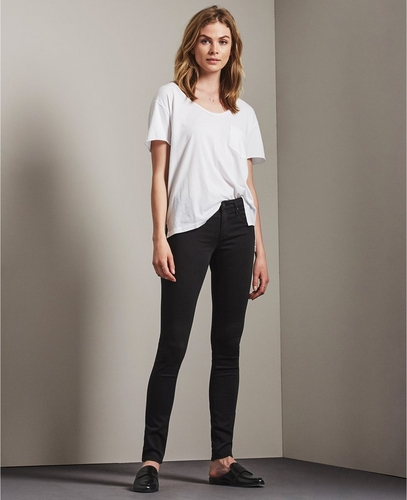 The Sateen Legging