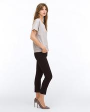 The Sateen Stilt Crop