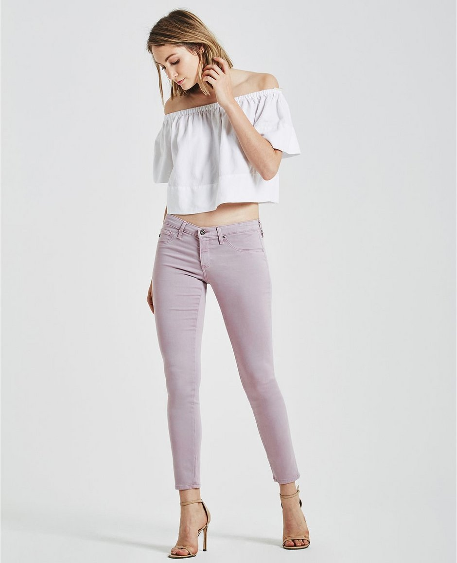 The Sateen Legging Ankle