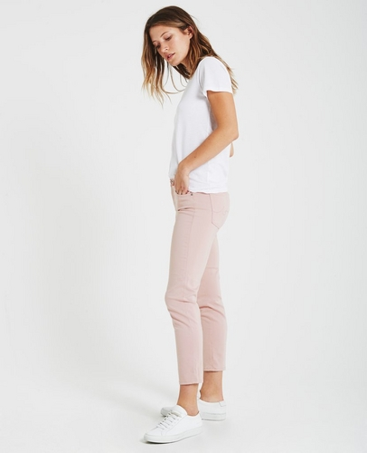 The Sateen Prima Crop