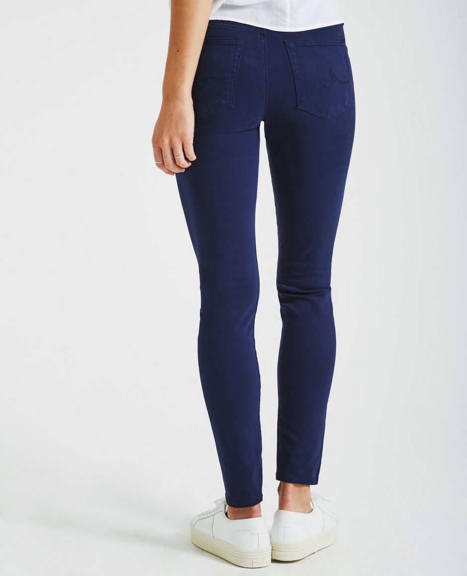 The Sateen Farrah Skinny Ankle