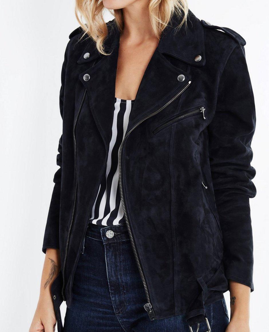 The Reese Biker Jacket
