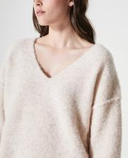 The Skye V Neck Sweater