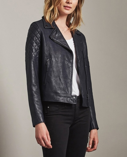 The Larissa Moto Jacket