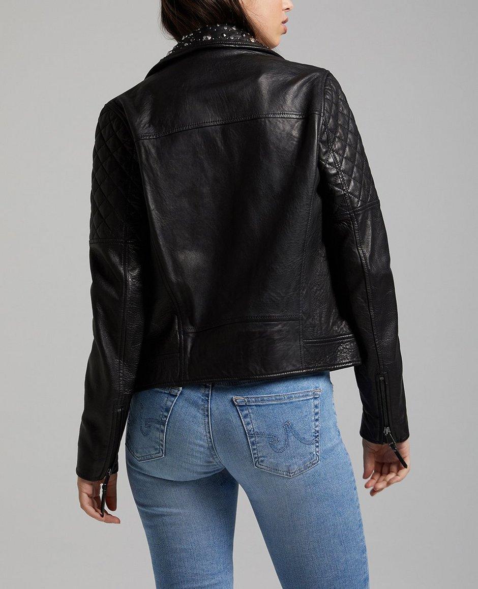The Larissa Moto Jacket