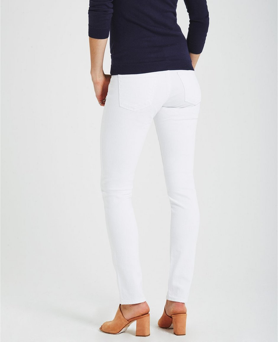 The Stilt In White Skinny Jeans | AG Jeans Official Store