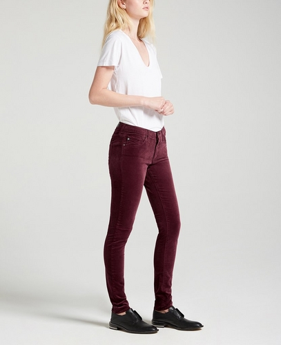 The Velvet Legging