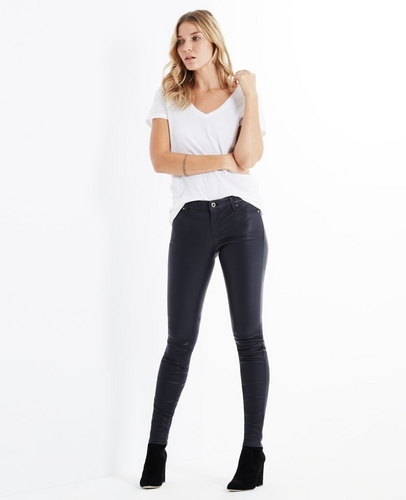 The Leather Legging
