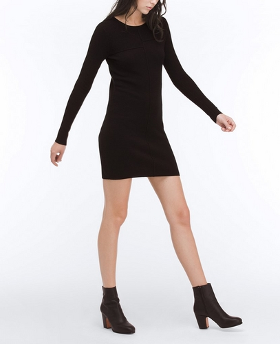 The Brogan Sweater Dress