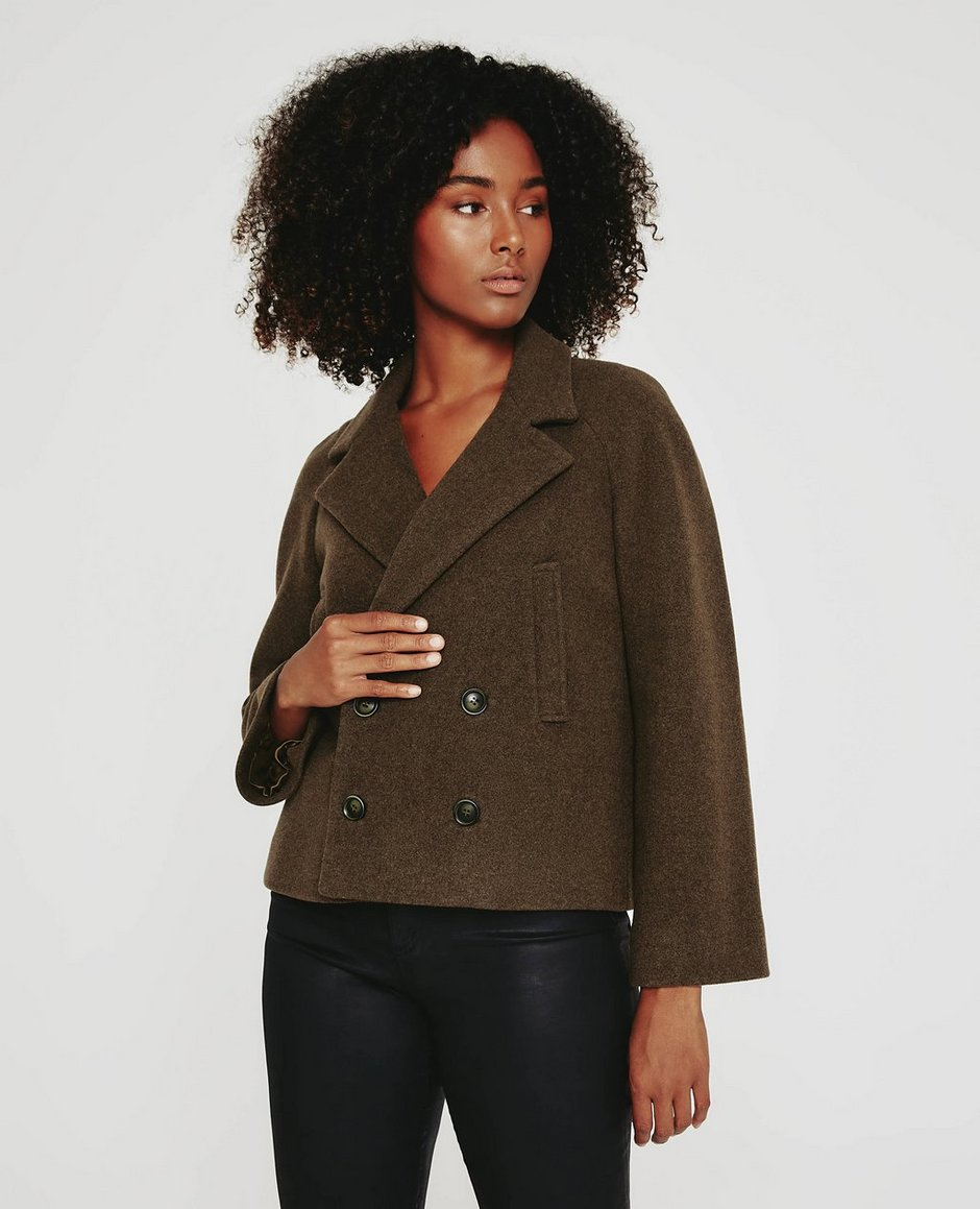 The Kara Short Coat
