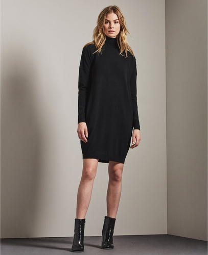 The Marissa Turtleneck Dress