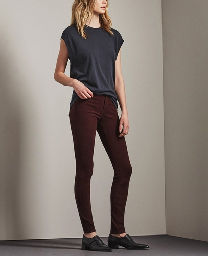The Suede Legging