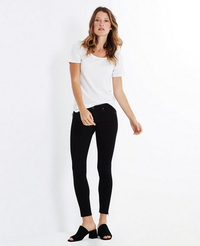The Zip Up Legging Ankle