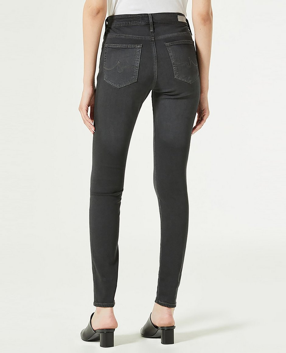 AG Superior Stretch Farrah High Rise Jeans