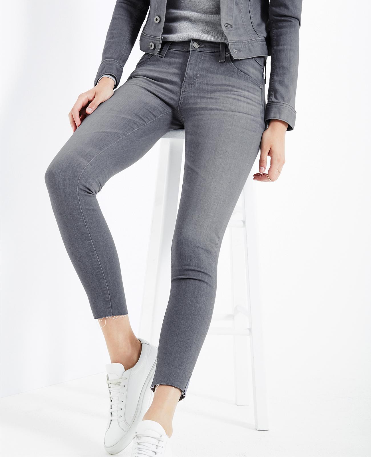 skinny jeans - Grey AG - Adriano Goldschmied CFQb0h