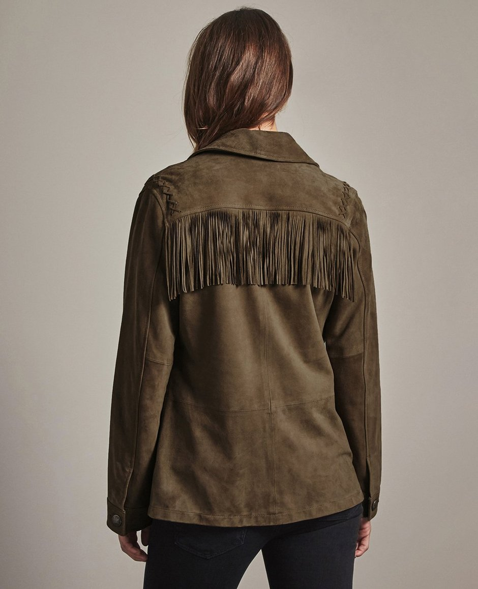 The Greta Jacket