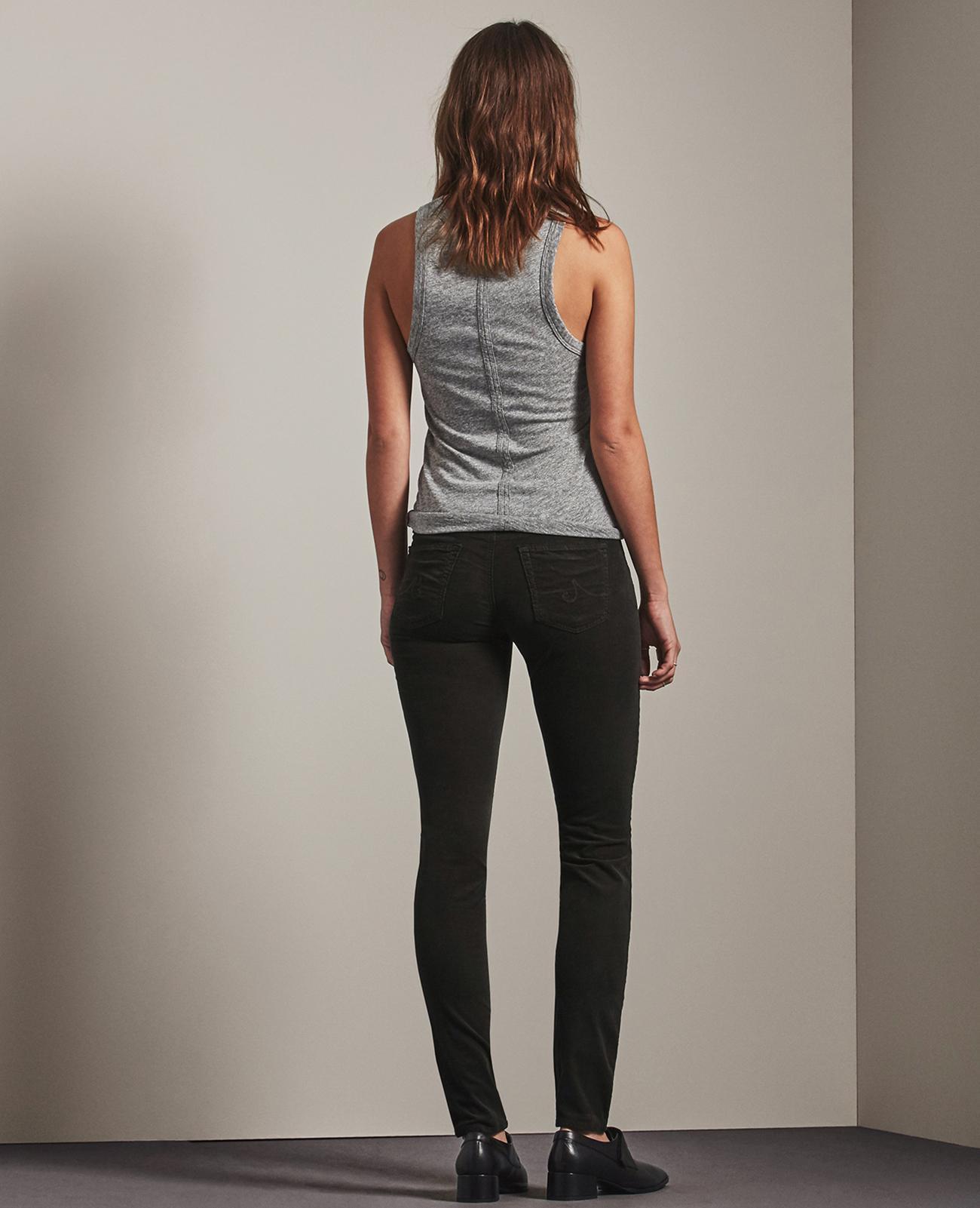 The Velvet Corduroy Legging