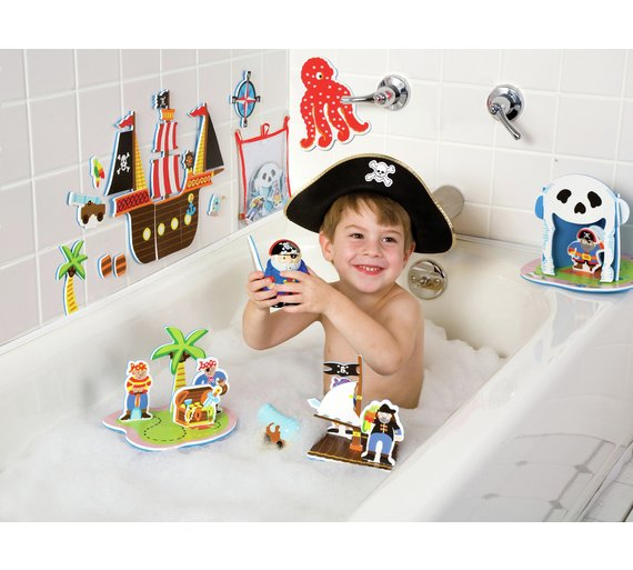 buy alex toys pirates of the tub at your online shop for baby b. Black Bedroom Furniture Sets. Home Design Ideas