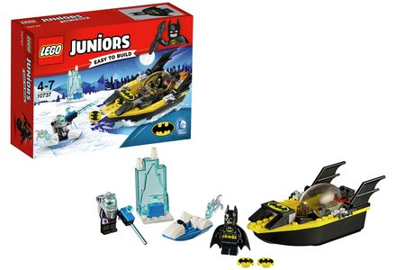 LEGO Juniors Batman Vs Mr Freeze - 10737.