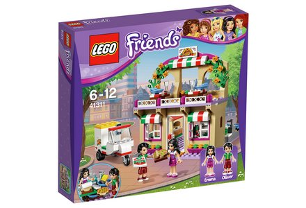 LEGO Friends Heartlake Pizzeria - 41311.