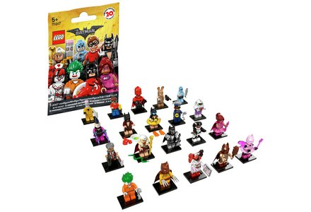 LEGO Batman Movie Minifigures - 71017.