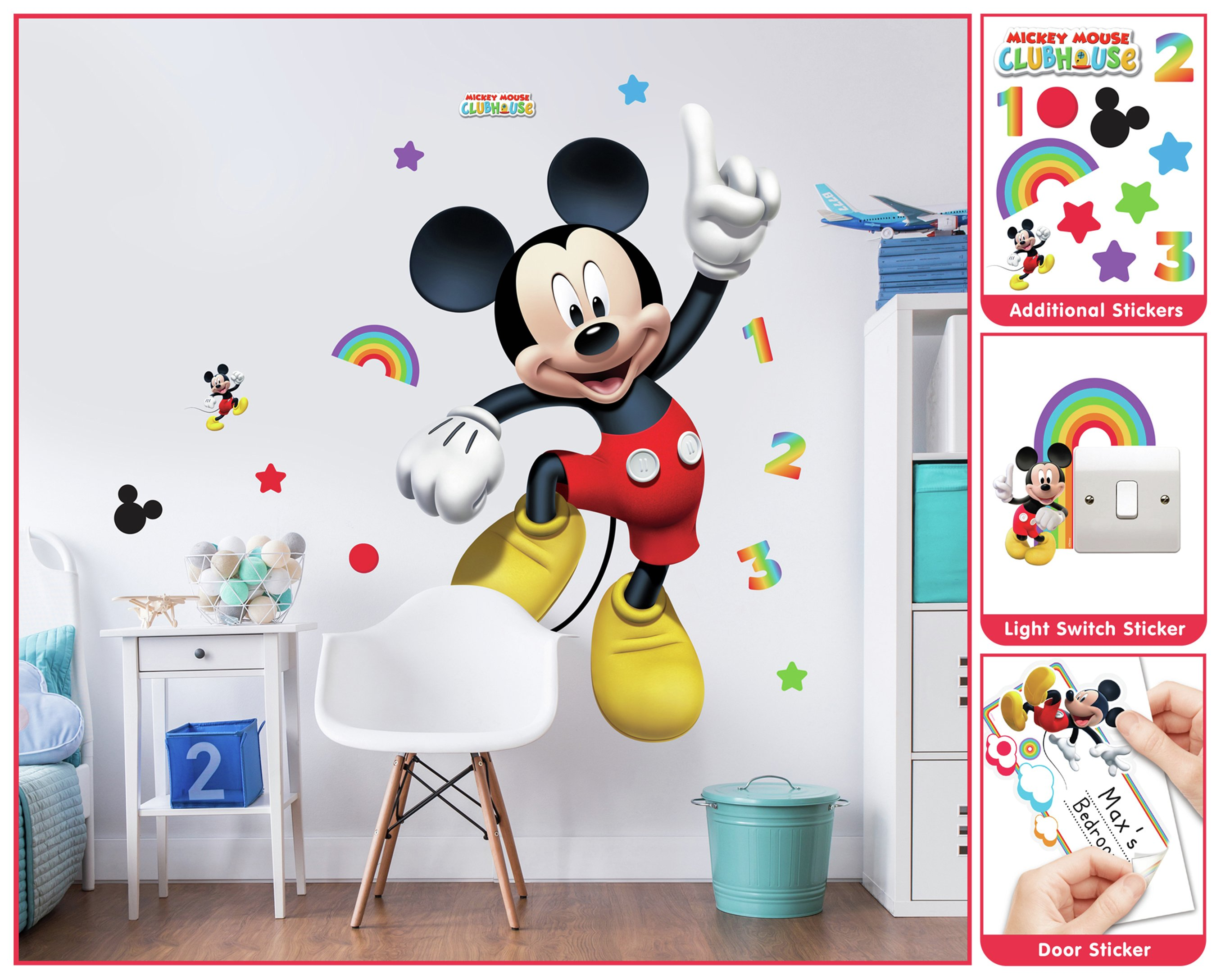 Wall Sticker Argos