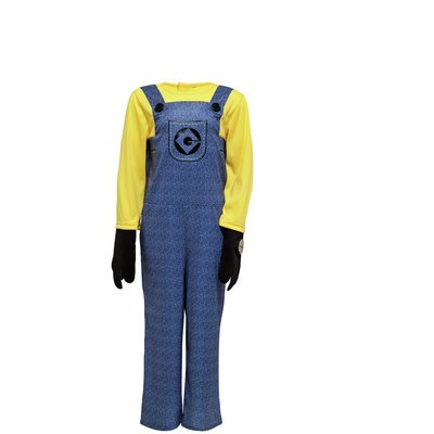 MINIONS DRESS UP 3-4 YRS.