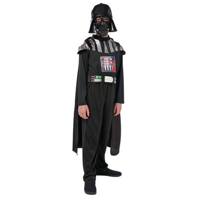 STAR WARS DARTH VADER DRESS UP 5-6 YRS.