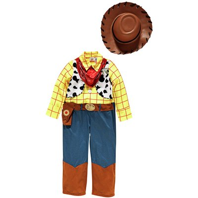 WOODY DRESS UP 3-4 YRS.