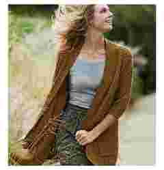 HEPBURN EDGE TO EDGE CARDIGAN