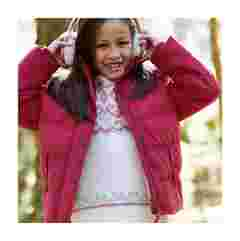 image of FatFace Girl's ellie coat