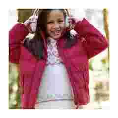 image of FatFace Girl's ellie coat
