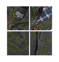 image of FatFace men's iceworth parka