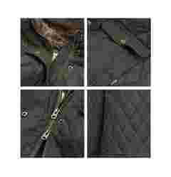 image of FatFace women's grasmere quilted jacket