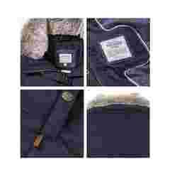 image of FatFace women's poppy puffer jacket